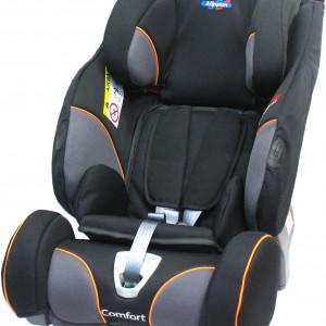 140-01-034 Triofix Comfort Black Orange