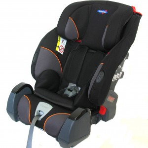 140-11-034 Triofix Recline Black Orange